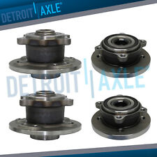 2002 2003 2004 2005 2006 Mini Cooper Front Wheel Bearing and Rear Hub Assembly