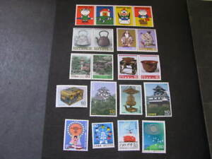 Japan Stamps Assorted Stamps Never Hinged Unused Lot 5