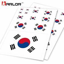 South Korean Flag Car Sticker Vinyl Decal Decoration Detailing Interior Exterior