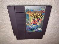 Adventures of Billy Bayou (Nintendo NES) Game Cartridge Excellent!
