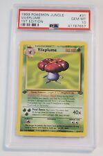 Pokemon Jungle Vileplume PSA 10