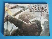 The Art of Viking: Battle for Asgard Artbook SEGA Video Game Promo Book