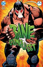 Bane Conquest #12 (of 12) Comic Book 2018 - DC