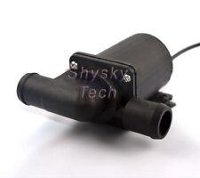 12Vdc Micro car circulating water pump Low noise 5M Flow 600LPH Brushless design