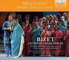 Bizet: Les Pecheurs De Perles, New Music