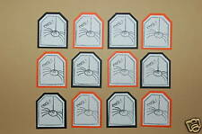 Stampin Up Halloween-Tags So Much-Punchies Die Cut/Cuts