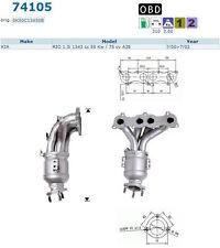 Pot catalytique Kia Rio 1.3i 75cv A3E 7/00>7/02, antérieur, OFFRE USINE