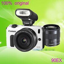 Genuine Original Canon Speedlight Speedlite 90EX Flash for EOS-M EOS M Camera