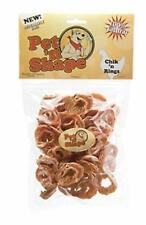 Pet n Shape Chik N Rings Dog Treats 8oz