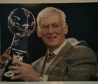 Dan Rooney(d) Signed Pittsburgh Steelers (Chairman) 8x10 Photo PSA/DNA COA