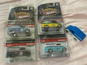 Dairy Delivery Signed Chase Complete Larry' Garage signed version x 5 lot
