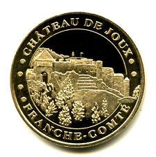25 the gorge-and-mijoux chateau de joux, 2009, monnaie de paris