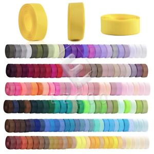 "10 Meters 5/8""15mm Grosgrain Ribbon DIY Hair Bows Wedding Party Supply HCRN27"