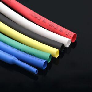 0.6mm~80mm 2:1 Heat Shrink Tubing Electrical Sleeving Cable/Wire Heatshrink Tube