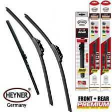 "VW Tiguan 2007-2016 German quality WIPER BLADES 24""21""14"" Direct replacement kit"
