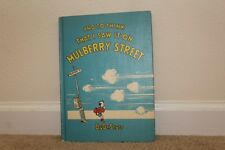Dr Seuss / And to Think That I Saw it on Mulberry Street Children's Books 1937