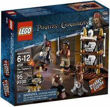 LEGO Pirates of the Caribbean 4191 Kapitänskabine ALT Exclusive