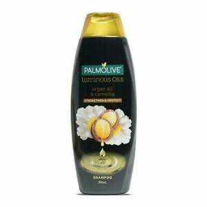 Palmolive Luminous Oil Shampoo with Essential Argan Oil & Camelia Extracts 350ml