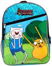 Adventure Time! Finn and Jake Backpack Bag Beemo Lumpy Space Princess Marceline!