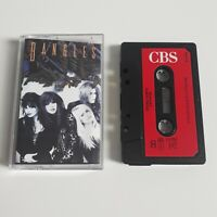 BANGLES EVERYTHING CASSETTE TAPE 1988 RED PAPER LABEL CBS UK