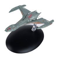 Eaglemoss Star Trek 041 Klingon Raptor