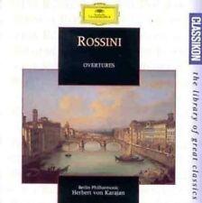 Rossini Ouvertüren (DG, 1971) (Berliner Philharmoniker/Karajan) [CD]
