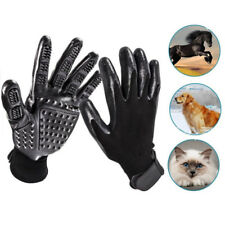 Pet Dog Cat Grooming Glove Brush Hair Remover Horse Wash Cleaner