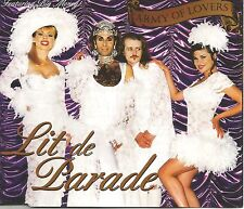 ARMY OF LOVERS Lit De Parade 4TRX 3 MIXES &EDIT CD single SEALED 1991 USA SELLER
