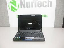 Acer Aspire One 532H-2622 Atom N450 1.66GHz 2GB/80GB Webcam Laptop *No Battery*