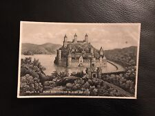 AK - Halle a. S. - Burg Giebichenstein in alter Zeit