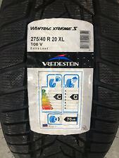 1 New 275 40 20 Vredestein Wintrac Xtreme S Snow Tire