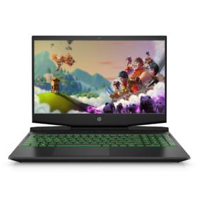 "NEW HP Pavilion 15.6"" FHD Intel Core i5 256GB S SD 8GB RAM NVIDIA GTX1650 Black"