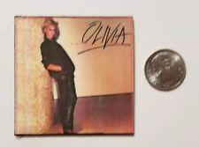 Miniature record album Barbie Gi Joe 1/6    Playscale Olivia Newton John Pop