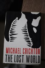 Michael Crichton-The Lost World, True First Edition - Very Good+ (1995 HC)
