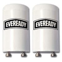 70-125W Fluorescent Tube Starter (2 pack) FSU For 70w to 125 watt T12 / T8 S1091