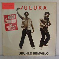 """Juluka – Ubuhle Bemvelo (Vinyl 12"""", LP)"""