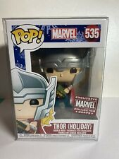 Funko Pop! Marvel: Holiday Classic Thor #535 Collector Corps Exclusive Figure