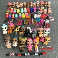 100Pcs Real LOL Surprise Doll Unicorn Punk boi Boy Queen bee Lil Pet toy Gifts