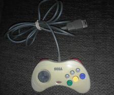 Raro SEGA SATURN consola MK2 SLIM Controlador-Probado Y Funcionando