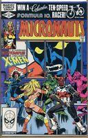 Micronauts 1979 series # 37 very fine comic book
