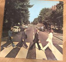 The Beatles Abbey Road Vintage Vinyl Capitol Records 1969 LP Record Album