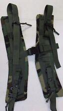 Usgi Camo Alice Field Back Pack Frame Shoulder Straps Rucksack w/ Sternum Strap