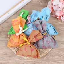 1x Natural Fresh Air Purifying Bags Activated Charcoal Mold Odor Color Random Wo