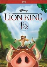 The Lion King 1 1/2 [New DVD]