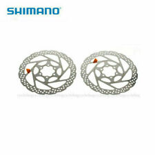 SHIMANO SM RT56 Mountain Bike Disc Brake Rotors 160mm Stainless Steel 2pcs