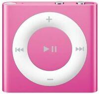 Apple iPod shuffle 4th Generation (2GB) - Pink