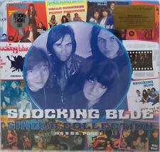 SHOCKING BLUE - SINGLE COLLECTION (PART 1) RSD 2018 Coloured Vinyl LP NEW!