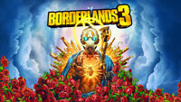Video Game  Borderlands 3 Wallpaper Poster 24 x 14 inches