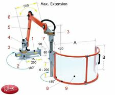 Metallbearbeitungs-Bernardo Fräsmaschinen für die