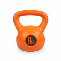 Phoenix Fitness 8kg Kettle Bell Weight, Strength Cardio Training, Home and Gym